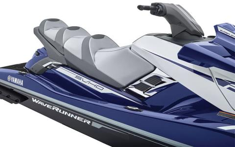 2017 Yamaha FX Limited SVHO in Kenner, Louisiana