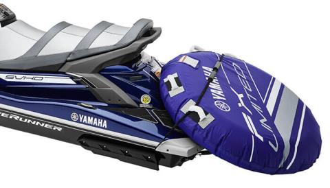 2017 Yamaha FX Limited SVHO in Lowell, North Carolina