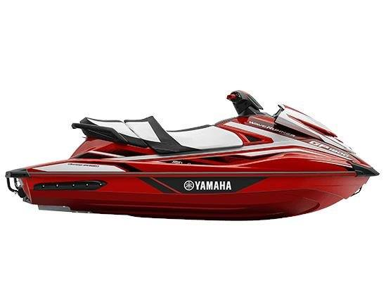 2017 Yamaha GP 1800 in Lowell, North Carolina