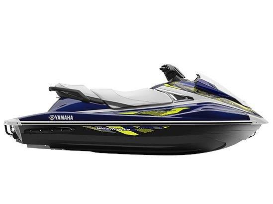 2017 Yamaha VX Deluxe in Port Washington, Wisconsin