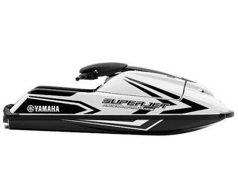 2017 Yamaha SuperJet in Wilmington, North Carolina