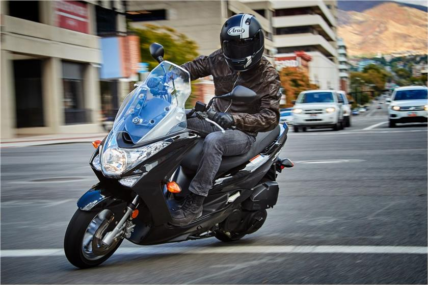 2017 Yamaha SMAX in New Haven, Connecticut