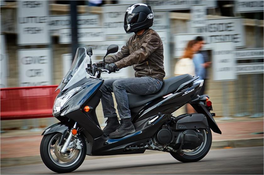 2017 Yamaha SMAX in Dallas, Texas