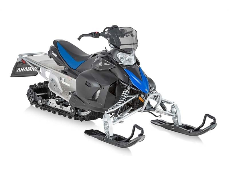 2017 Yamaha Phazer M-TX in Fairview, Utah