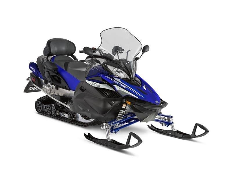 2017 Yamaha RS Venture TF LE in Appleton, Wisconsin