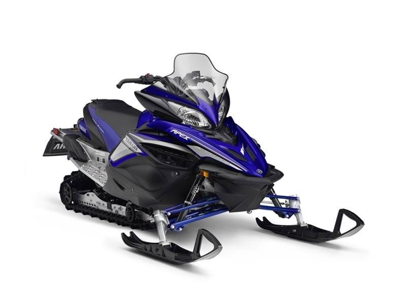 2017 Yamaha Apex X-TX LE 1.75 in Hancock, Michigan