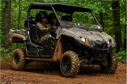 2017 Yamaha Viking EPS in Dallas, Texas
