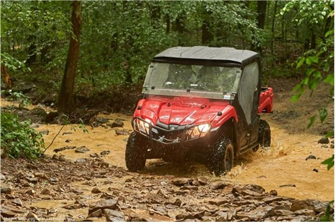 2017 Yamaha Viking EPS in Lowell, North Carolina