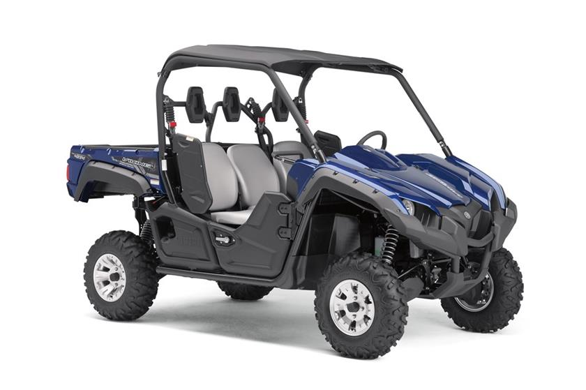 2017 Yamaha Viking EPS SE in Roseville, California