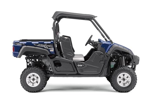 2017 Yamaha Viking EPS SE in Derry, New Hampshire