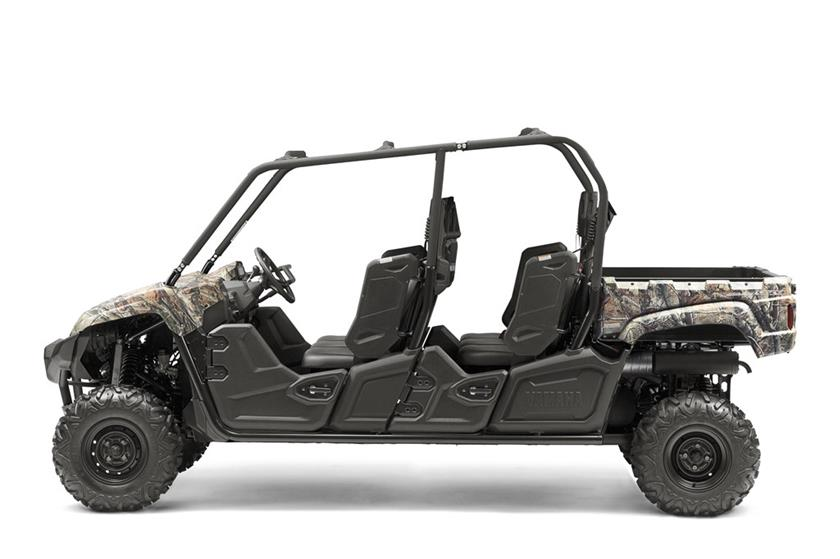 2017 Yamaha Viking VI EPS in Marshall, Texas