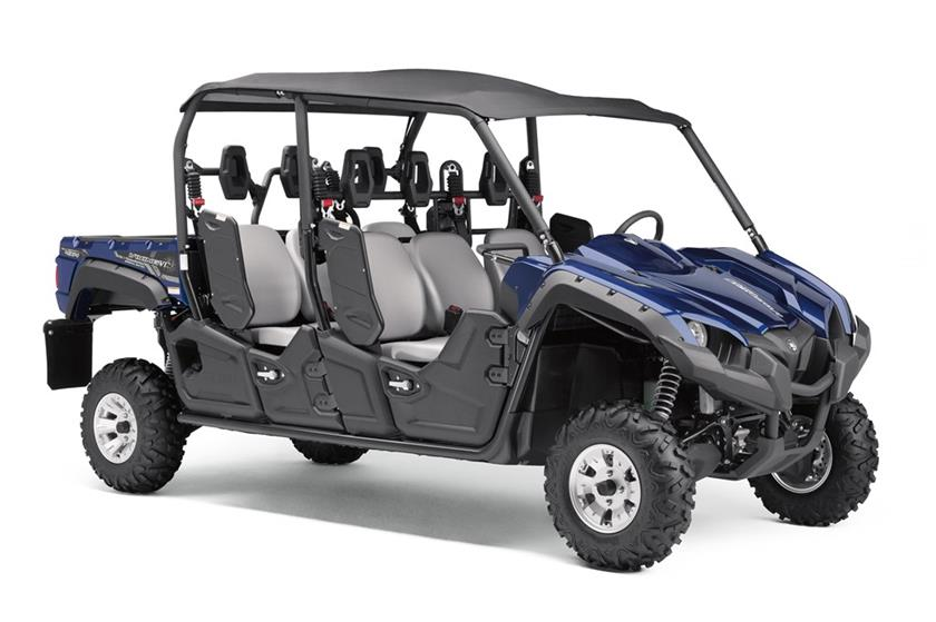 2017 Yamaha Viking VI EPS SE in Saint Johnsbury, Vermont