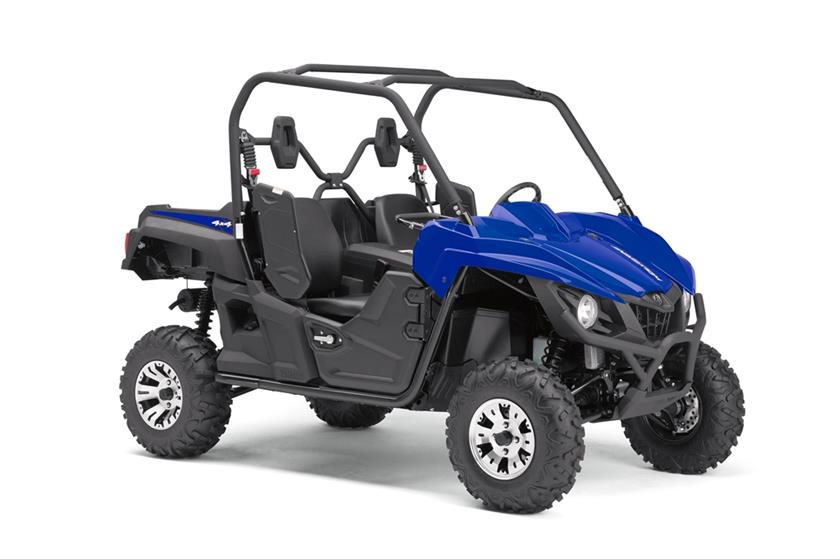 2017 Yamaha Wolverine EPS in Chesterfield, Missouri
