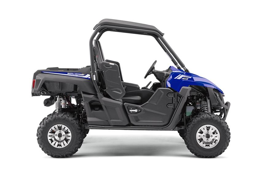 2017 Yamaha Wolverine R-Spec EPS in New Castle, Pennsylvania