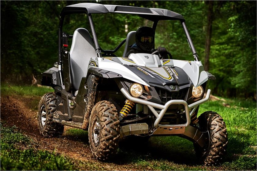 2017 Yamaha Wolverine R-Spec EPS SE in Wilkesboro, North Carolina