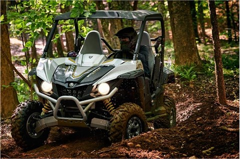 2017 Yamaha Wolverine R-Spec EPS SE in Olympia, Washington