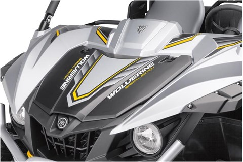 2017 Yamaha Wolverine R-Spec EPS SE in Weirton, West Virginia