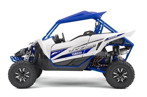 2017 Yamaha YXZ1000R in Asheville, North Carolina
