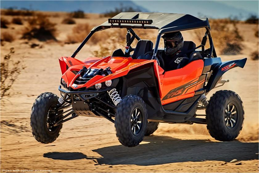2017 Yamaha YXZ1000R SS in Colorado Springs, Colorado