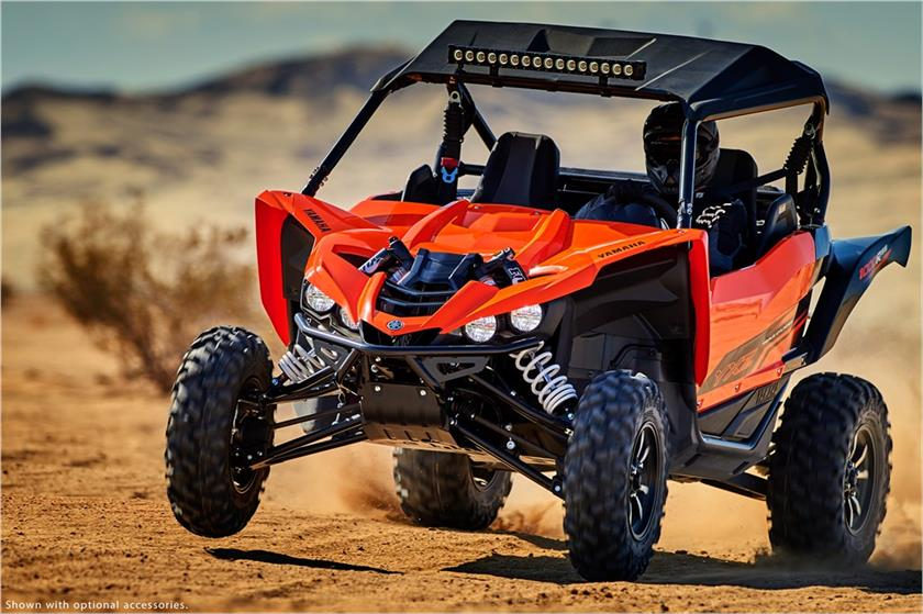 2017 Yamaha YXZ1000R SS in Roseville, California