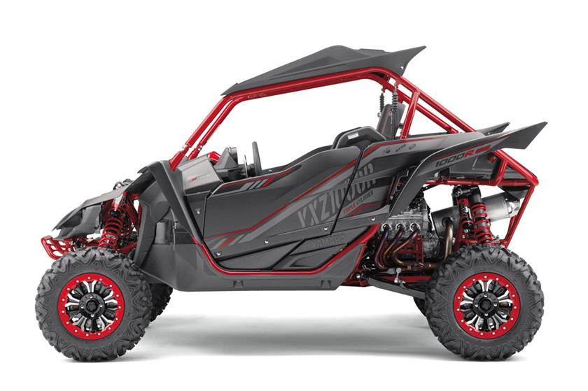 2017 Yamaha YXZ1000R SS SE in Chesterfield, Missouri