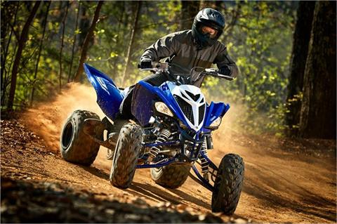 2018 Yamaha Raptor 700R in Petersburg, West Virginia