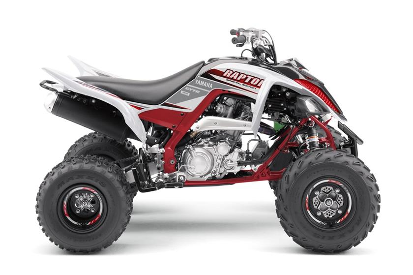 Yamaha Power Wheels Raptor