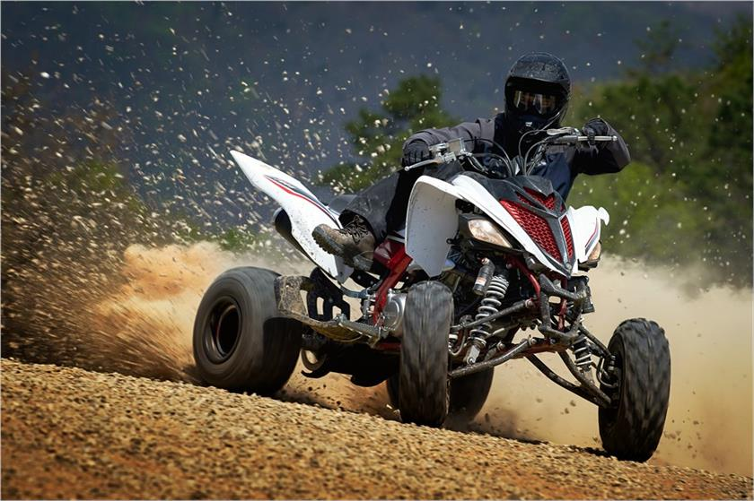 2018 Yamaha Raptor 700R SE in Texas City, Texas