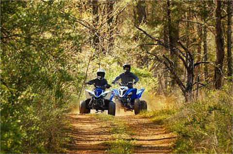 2018 Yamaha Raptor 90 in Victorville, California