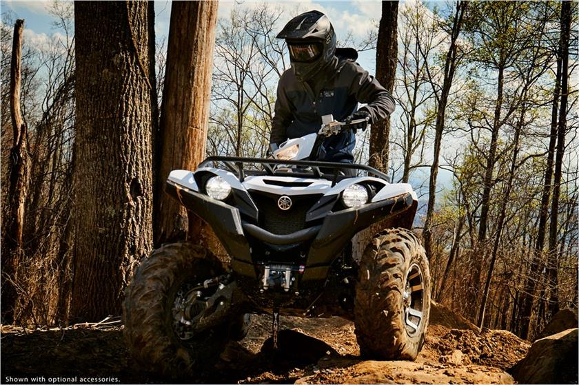 2018 Yamaha Grizzly EPS in Danbury, Connecticut