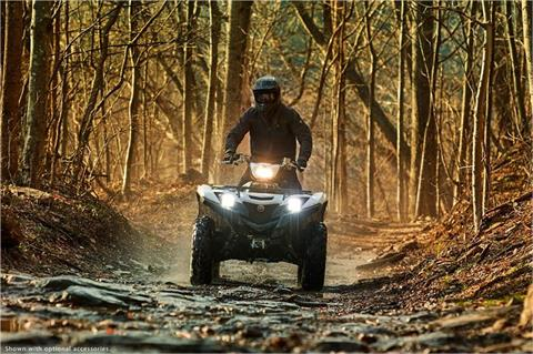 2018 Yamaha Grizzly EPS in Mount Vernon, Ohio