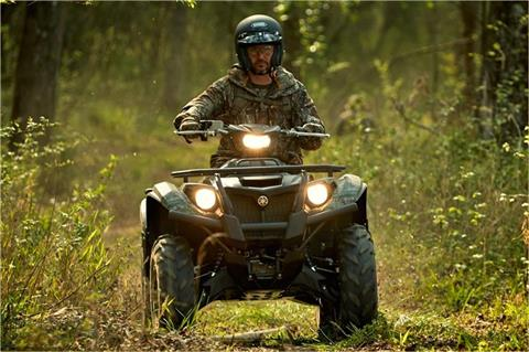 2018 Yamaha Kodiak 700 EPS in Tamworth, New Hampshire