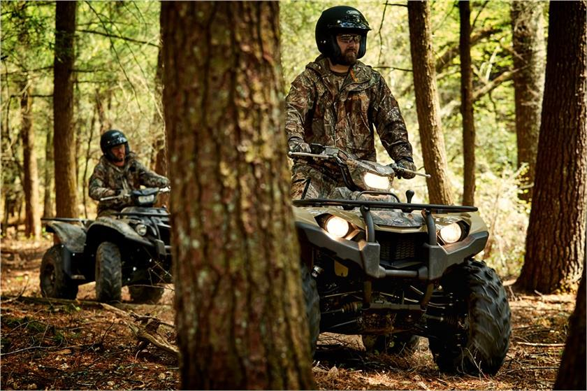 2018 Yamaha Kodiak 700 EPS in Danville, West Virginia