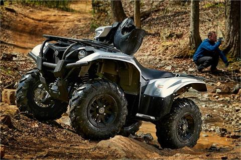2018 Yamaha Kodiak 700 EPS SE in Romney, West Virginia