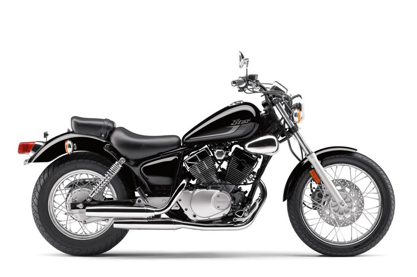 2018 Yamaha V Star 250 in Carroll, Ohio