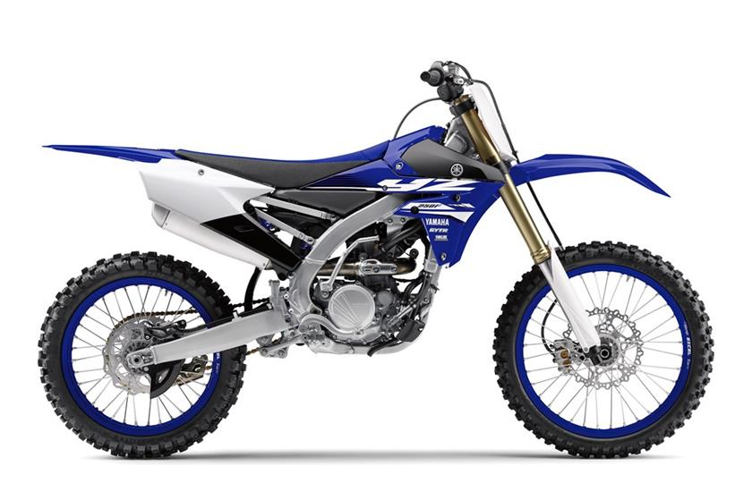2018 Yamaha YZ250F in Ottumwa, Iowa