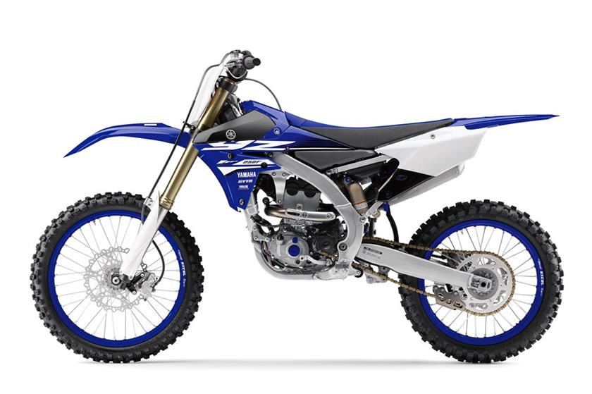 2018 Yamaha YZ250F in Sacramento, California