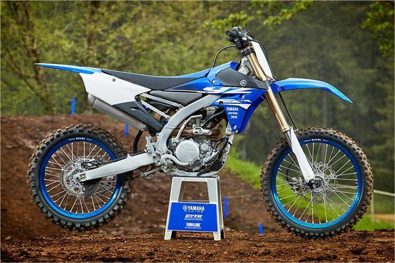 New 2018 yamaha yz250f motorcycles in greenville nc for Yamaha credit card phone number