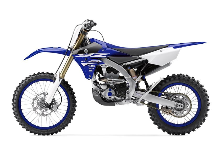 2018 Yamaha YZ250FX in Lowell, North Carolina