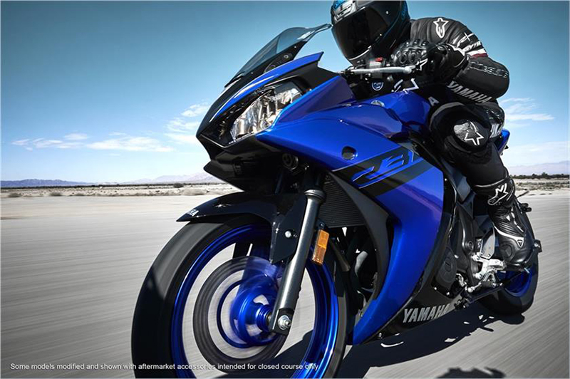 2018 Yamaha YZF-R3 in Long Island City, New York