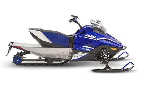 2018 Yamaha SnoScoot in Phillipston, Massachusetts