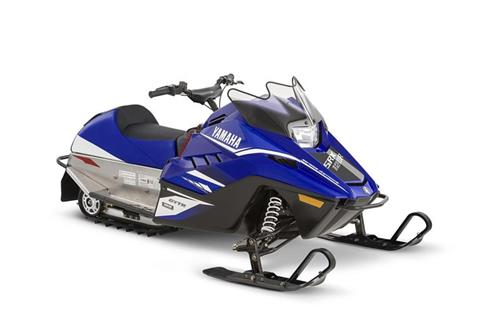 2018 Yamaha SRX 120 in Phillipston, Massachusetts