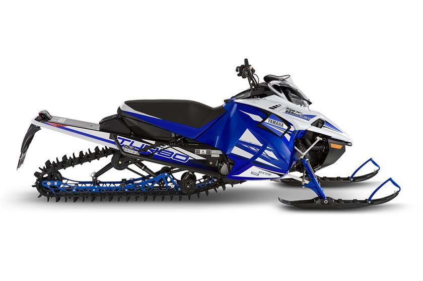 2018 Yamaha Sidewinder M-TX SE 153 in Union Grove, Wisconsin