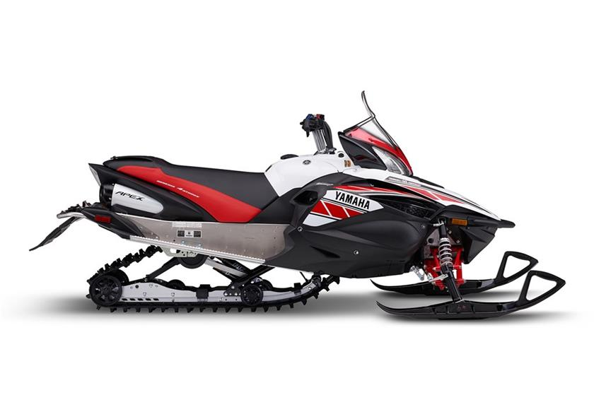 new 2018 yamaha apex le 50th snowmobiles in wisconsin