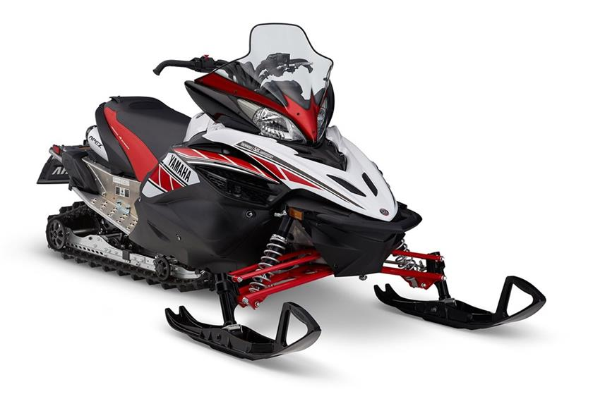 2018 Yamaha Apex X-TX LE 1.75 50TH in Johnstown, Pennsylvania