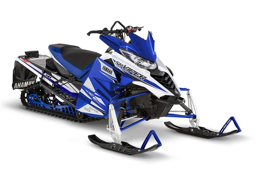 2018 Yamaha SRViper X-TX SE 141 in Phillipston, Massachusetts