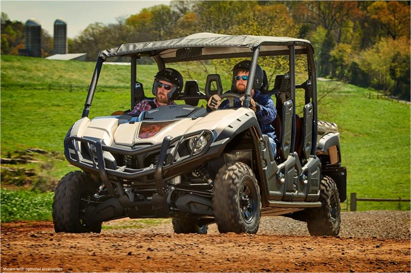 2018 Yamaha Viking VI EPS Ranch Edition in Paw Paw, Michigan