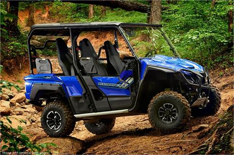 2018 Yamaha Wolverine X4 in Victorville, California