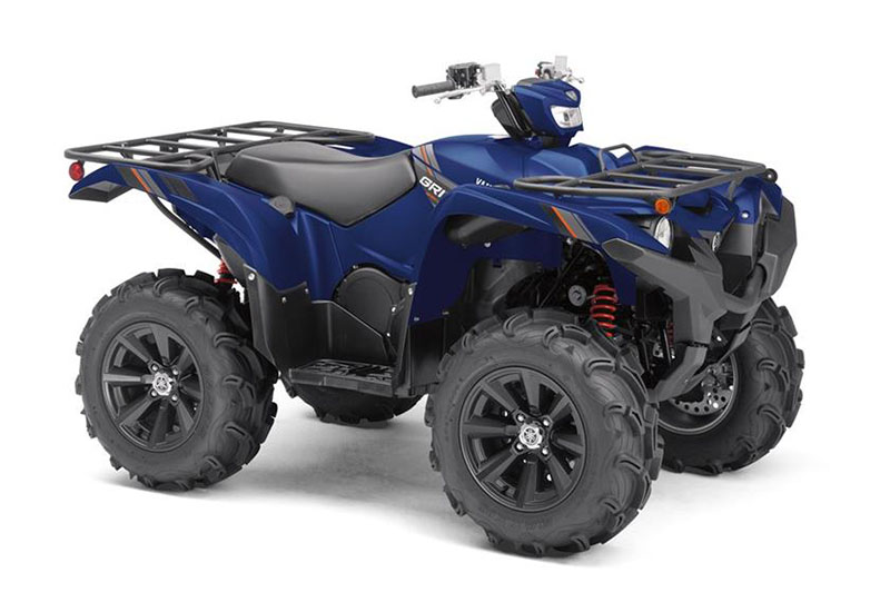 2019 Yamaha Grizzly EPS SE in New York, New York