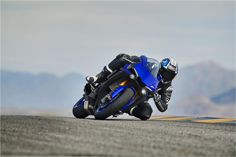 New 2019 Yamaha YZF-R1 Motorcycles in Butte, MT